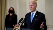 Biden says China will not surpass US as global leader on his watch