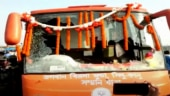 West Bengal: BJP's 'rath' vandalised in Purulia after TMC MP Abhishek Banerjee's rally in district