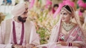 Jasprit Bumrah marries sports presenter Sanjana Ganesan, shares photos: One of the happiest days of our lives