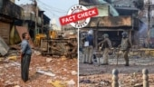 Fact Check: Photos of Delhi riots linked to communal tension in Telangana's Bhainsa
