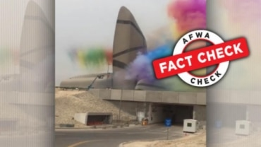 Fact Check: Video from Saudi Arabia falsely shared as Holi celebration at Atal Tunnel