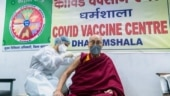 'Have courage to take injection': Dalai Lama gets first dose of Covid-19 vaccine in Dharamshala