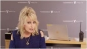 Dolly Parton sings new version of her hit song Jolene before getting Covid vaccine