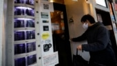 In Japan, buy Covid-19 test from vending machine