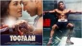 Farhan Akhtar shares new Toofaan poster with Mrunal Thakur ahead of teaser release