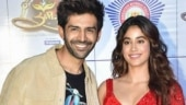 Janhvi lauds Kartik for taking up a role most actors would shy away from in Dostana 2