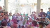 Jharkhand minister flouts Covid norms, attends gathering to celebrate Holi Milan