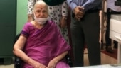 100-year-old woman receives Covid-19 vaccine jab in Mumbai
