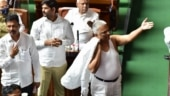 Karnataka Congress MLA suspended for 7 days after he removes shirt in protest in assembly