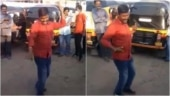 Pune auto driver does Lavani in viral video. Twitter is in love with his expressions