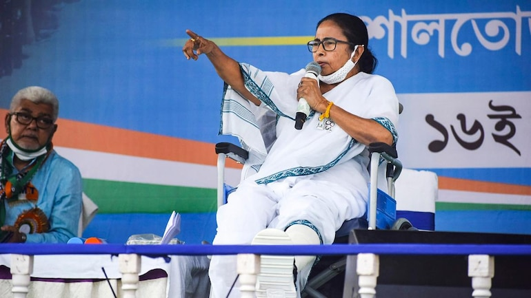 West Bengal Assembly Elections 2021: West Bengal CM Mamata Banerjee, during a rally in Jhargram, said Lord Ram used to worship Maa Durga.