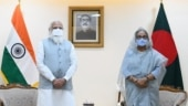 On 2-day Bangladesh tour, PM Modi holds talks with Sheikh Hasina, India signs 5 MoUs