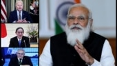 Quad leaders discuss India-China border issue, PM Modi takes lead on vaccine talks