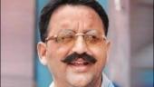 Uttar Pradesh MLA Mukhtar Ansari produced in Punjab court in extortion case, sent back to jail