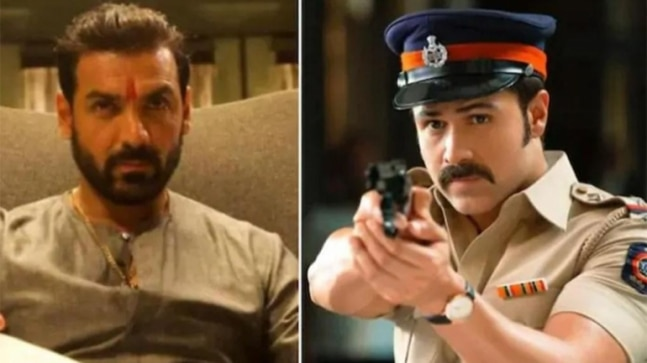 Mumbai Saga Movie Review: Internet goes gaga over John Abraham and Emraan Hashmi - India Today