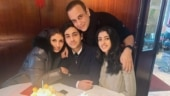 Navya Naveli Nanda shares family portrait to wish her mom and dad on their birthdays