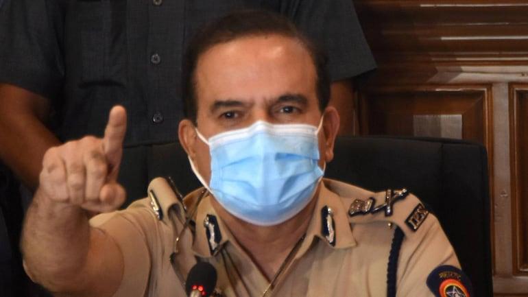 Full text of former Mumbai Police commissioner Param Bir Singh's explosive letter