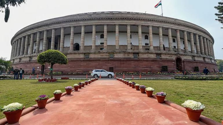 Disruption mar first Budget session as Parliament goes on four-day break - India News