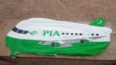 Airplane-shaped balloon with PIA written on it seized in Jammu and Kashmir. Internet reacts