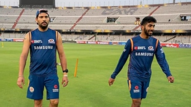 Jasprit Bumrah posts picture on social media, gets trolled by Yuvraj Singh: Paucha marun pehle yah jhadu? - India Today