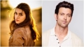Kriti Sanon is just missing her new friend. Hrithik Roshan reacts