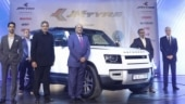 Land Rover Defender wins the Premium Car Award by ICOTY 2021: From the event