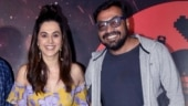 'Attempt to suppress voices': Politicians' face-off over I-T raids at Anurag Kashyap, Taapsee Pannu's properties