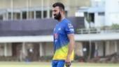 IPL 2021: Watch- Cheteshwar Pujara hits sixes at will as new Chennai Super Kings recruit begins training