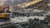 Uttarakhand floods: Bailey bridge over Rishiganga opened, to restore connectivity to 13 villages