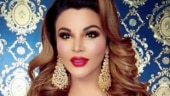 Rakhi Sawant asks paparazzi not to click her post gym session. Watch video
