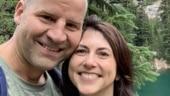 MacKenzie Scott, Amazon boss Jeff Bezos's ex-wife, marries Seattle teacher