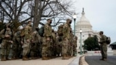 Pentagon approves extending Guard deployment at US Capitol for 2 more months