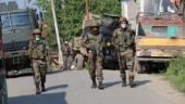 Search operation launched in Baramulla of Kashmir to nab militants