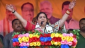 Smriti Irani campaigns for BJP in Assam, accuses Congress of being corrupt