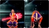 Super Dancer Chapter 4's Pratiti gets standing ovation for her unique chakrasan
