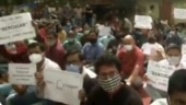 Teachers protesting at Jantar Mantar get tenure extension by six months from education ministry