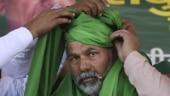 Farmer agitation will go on till farm laws rolled back: Rakesh Tikait on 100 days of protest