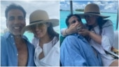 Twinkle Khanna shows reality of Instagram couples through pics with Akshay Kumar