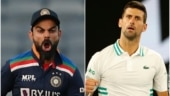 Virat Kohli, Novak Djokovic send fans Holi wishes: Lot of colour and happiness in your lives