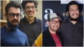 Aamir Khan's son Junaid is unrecognisable in new pics, undergoes massive transformation