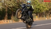 Yamaha FZS 25 BS6 review, first ride