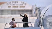 'April Fool': Jill Biden disguises as flight attendant to prank staff, reporters