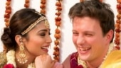 Shriya Saran's adorable birthday wish for hubby Andrei Koscheev is all about her