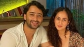 Shaheer Sheikh and Ruchikaa give major couple goals as they celebrate 6 months of marriage