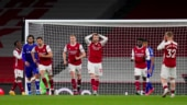 Arsenal suffer home defeat vs Everton amid fan protests: It's damaging for confidence, says coach Mikel Arteta