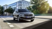 2021 Skoda Kodiaq facelift debuts with redesigned exterior, improved performance