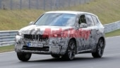 2022 BMW X1 spotted testing at Nürburgring