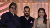 Amitabh Bachchan says Anushka Sharma ke paas Virat 'kholi' hai. Internet can't even