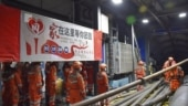 21 Chinese coal miners trapped by underground flood