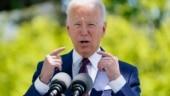 Citing 'stunning progress' on coronavirus, Joe Biden lifts outdoor mask guidelines